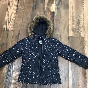 Old Navy Winter Coat Girl 6-7